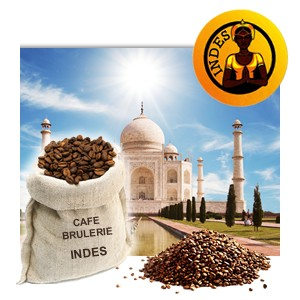 Café Indes | Karnataka Plantation A - Pure origine 100% Arabica