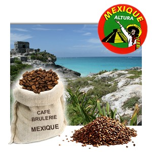 Café Mexique | Altura - Pure origine 100 % Arabica