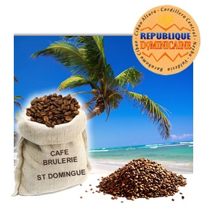 Café République Dominicaine Saint Domingue | Ocoa - Pure origine 100 % Arabica